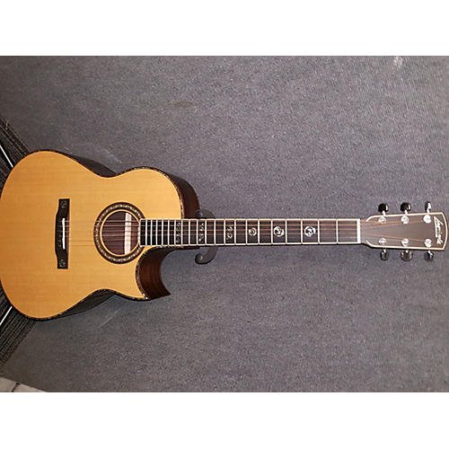 Larrivee C10 Deluxe Acoustic Guitar-thumbnail