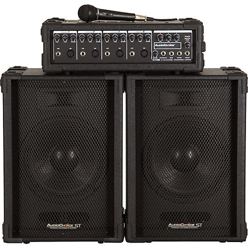 Audio Choice C100 100W Portable PA System