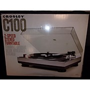Crosley C100A-SI Turntable