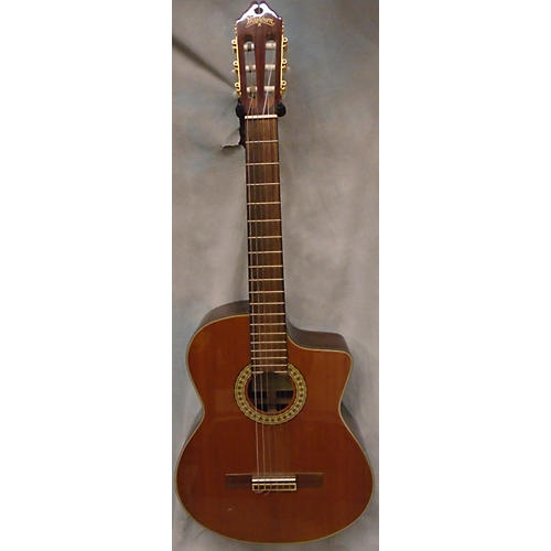 Washburn C104SCE Classical Acoustic Electric Guitar-thumbnail