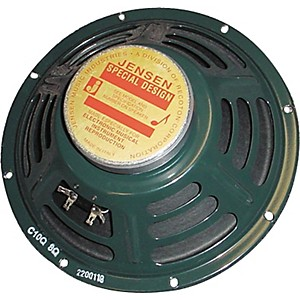 Jensen C10Q 35 Watt 10 inch Replacement Speaker