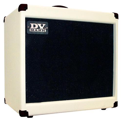 DV Mark C112 Small 150W 1X12 Guitar Speaker Cabinet White