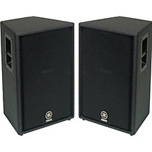 "Yamaha C112V 12"" 2-Way Club Speaker Pair"