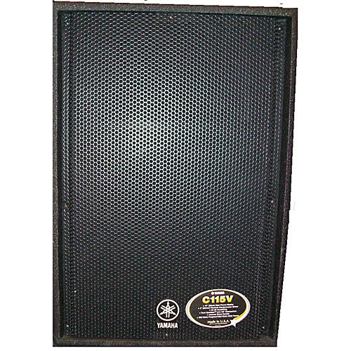 Yamaha C115V 15in 2-Way Unpowered Speaker-thumbnail