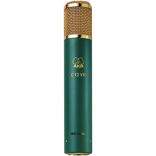 AKG C12 VR Reference Tube Condenser Microphone-thumbnail