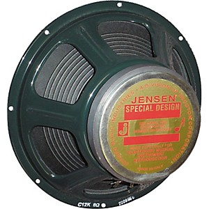 Jensen C12K 100 Watt 12 inch Replacement Speaker