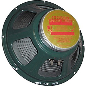 Jensen C12N 50 Watt 12 inch Replacement Speaker by Jensen