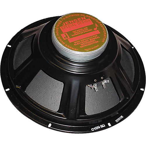 jensen c15n 50w 15 replacement speaker 8 ohm guitar center. Black Bedroom Furniture Sets. Home Design Ideas
