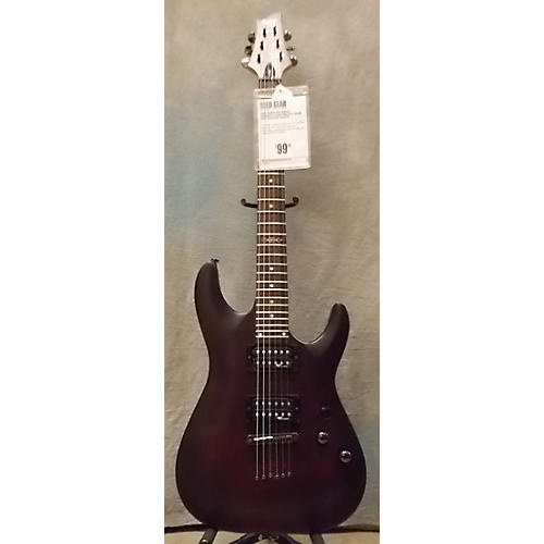 Schecter Guitar Research C1SGR Solid Body Electric Guitar-thumbnail