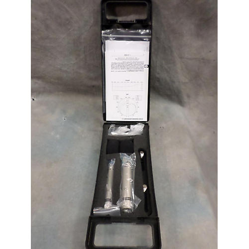 Behringer C2 Pair Condenser Microphone