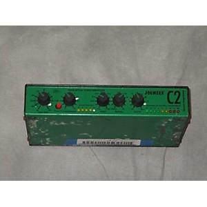 Pre-owned Joemeek C2 Stereo Compressor Compressor by Joemeek