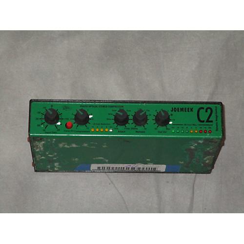 Joemeek C2 Stereo Compressor Compressor