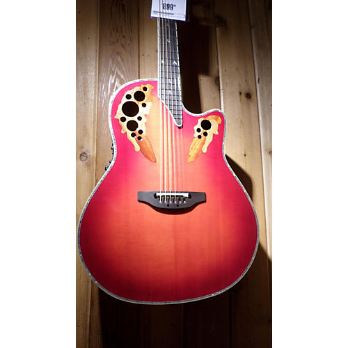 Ovation C2078AX USA Acoustic Electric Guitar
