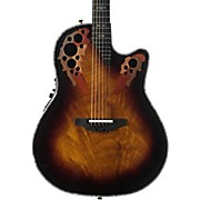 Ovation C2078AXP Elite Plus Contour Acoustic-Electric Guitar