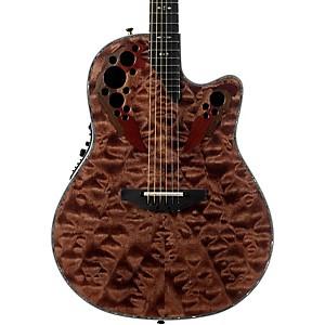 Ovation C2078AXP Elite Plus Contour Acoustic-Electric Guitar by Ovation