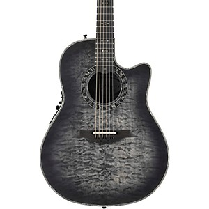 Ovation C2079AXP-5S Exotic Wood Legend Plus Quilted Maple Acoustic-Electric... by Ovation
