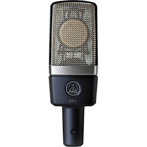 AKG C214 Large Diaphragm Condenser Mic by AKG