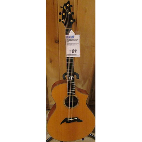 Breedlove C22/mh Acoustic Electric Guitar-thumbnail