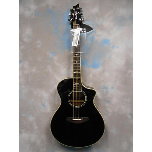 Breedlove C25/SME Black Magic Acoustic Electric Guitar-thumbnail
