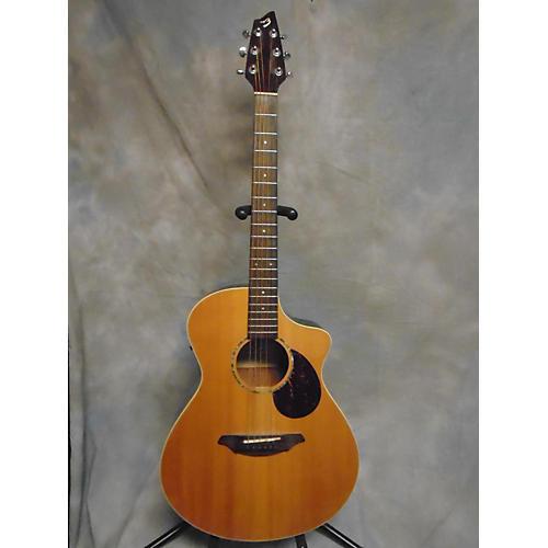 Breedlove C250SBE Passport Grand Concert Acoustic Electric Guitar-thumbnail