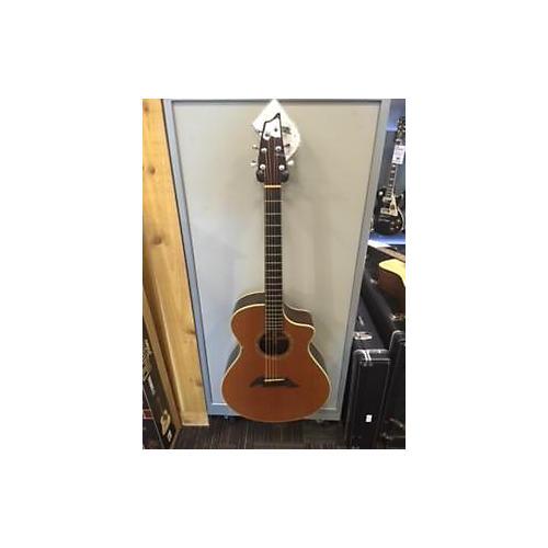 Breedlove C25CRH Acoustic Electric Guitar Vintage Natural