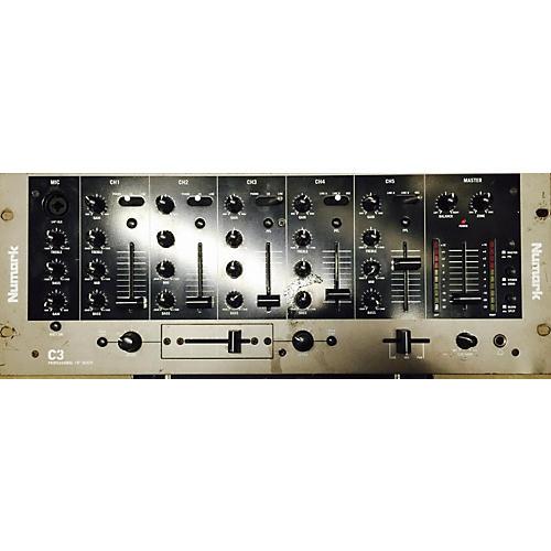 Numark C3 DJ Mixer
