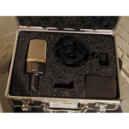 AKG C314 Condenser Microphone-thumbnail