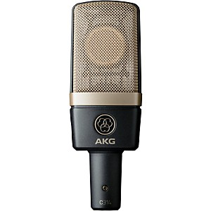 AKG C314 Professional Multi-Pattern Condenser Microphone by AKG
