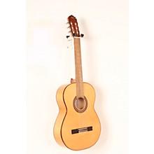 Manuel Rodriguez C3FLAM Nylon-String Flamenco Acoustic Guitar Level 2 Natural 888366066492