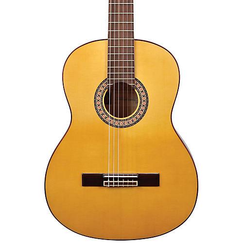Manuel Rodriguez C3FLAM Nylon-String Flamenco Acoustic Guitar-thumbnail