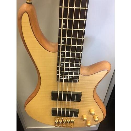 Schecter Guitar Research C4 4 String Electric Bass Guitar-thumbnail