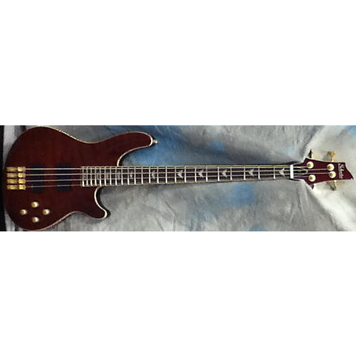Schecter Guitar Research C4 Custom Electric Bass Guitar