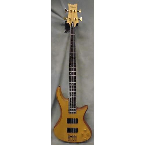 Schecter Guitar Research C4 Custom Electric Bass Guitar-thumbnail