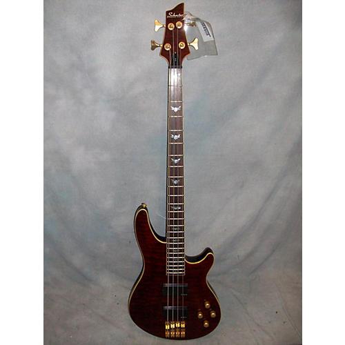 Schecter Guitar Research C4 Diamond Series Electric Bass Guitar