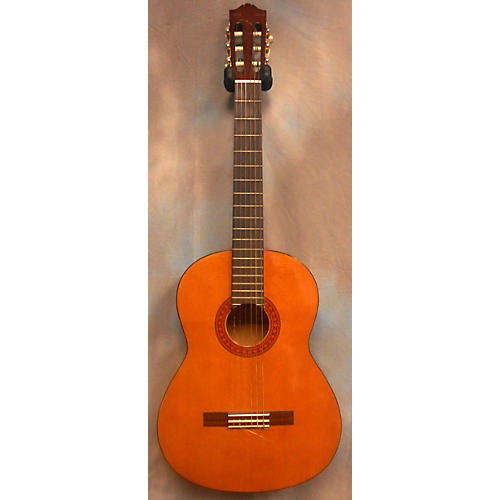 Yamaha C40 Left Handed Classical Acoustic Guitar-thumbnail