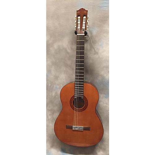Yamaha C40II Classical Acoustic Guitar-thumbnail