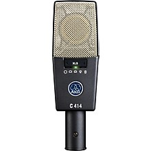 AKG C414 XLS Reference Multi-Pattern Condenser Microphone Level 1