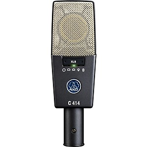 AKG C414 XLS Reference Multi-Pattern Condenser Microphone by AKG