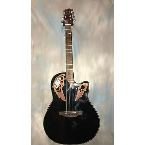 Ovation C44-5 Celebrity Deluxe Acoustic Electric Guitar-thumbnail