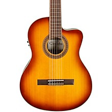 C5-CE Classical Cutaway Acoustic-Electric Guitar Sunburst