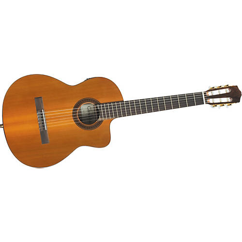 Cordoba C5-CE Nylon-String Classical Acoustic-Electric Guitar-thumbnail