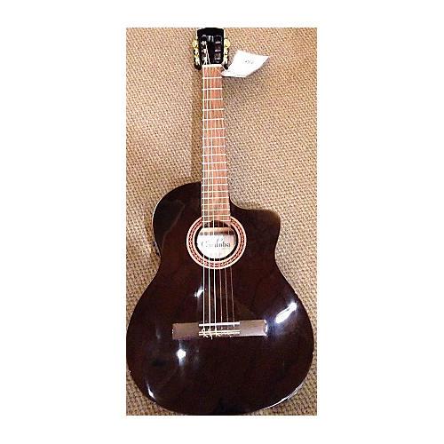 Cordoba C5-CEBK Classical Acoustic Electric Guitar