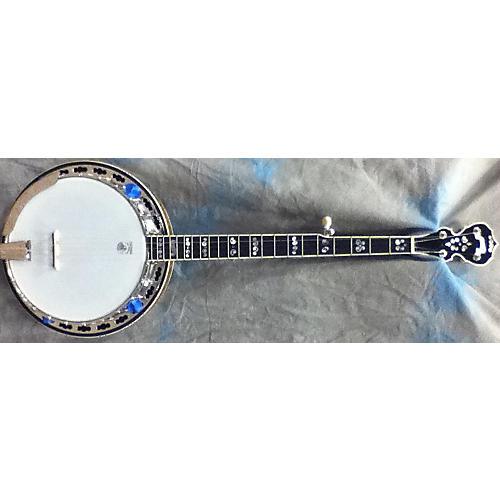 Deering C5 Calico Banjo Vintage Natural