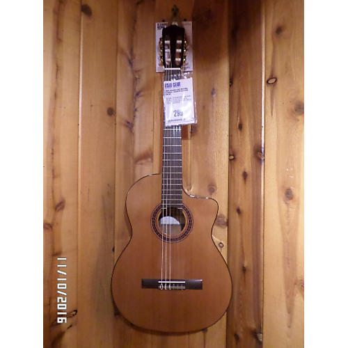 used cordoba c5ce classical acoustic electric guitar guitar center. Black Bedroom Furniture Sets. Home Design Ideas