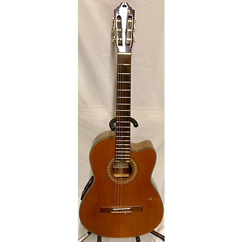 Washburn C64CE Classical Acoustic Electric Guitar