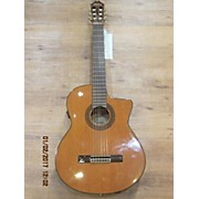 Washburn C64sce Classical Acoustic Electric Guitar