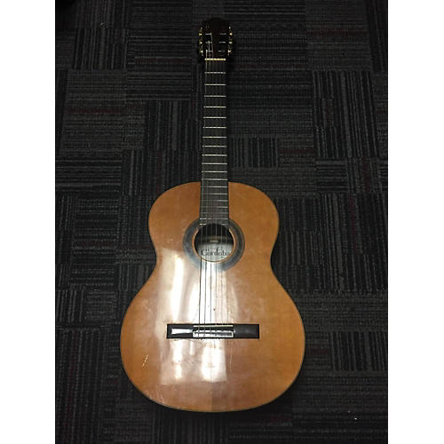 Cordoba C7 CD/IN Classical Acoustic Electric Guitar Natural