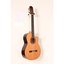 C7-CE CD Acoustic-Electric Nylon String Classical Guitar Level 2 Natural 190839110770