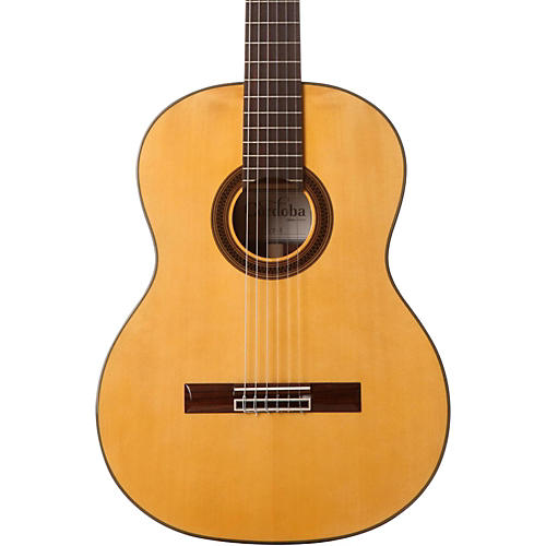 Cordoba C7 SP/IN Acoustic Nylon String Classical Guitar Natural