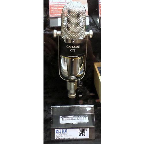 Cascade C77 Ribbon Microphone